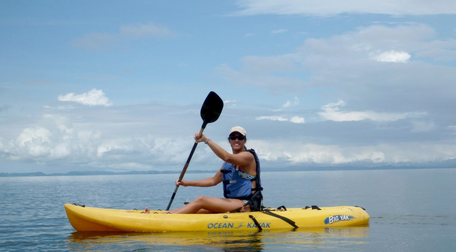 Experta en turismo sostenible Louise Twinning Ward