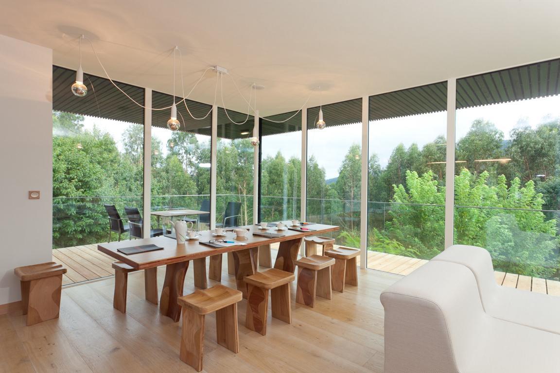 Las casas de AE Astei, sustainable rural house Basque Country