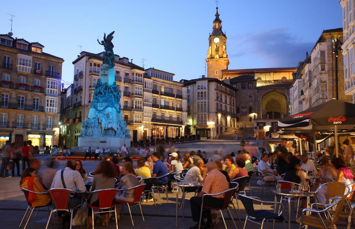 Basque Country sustainable tourism stories - example Vitoria-Gasteiz