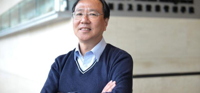Interview: Alan Wong, Hong Kong Polytechnic University