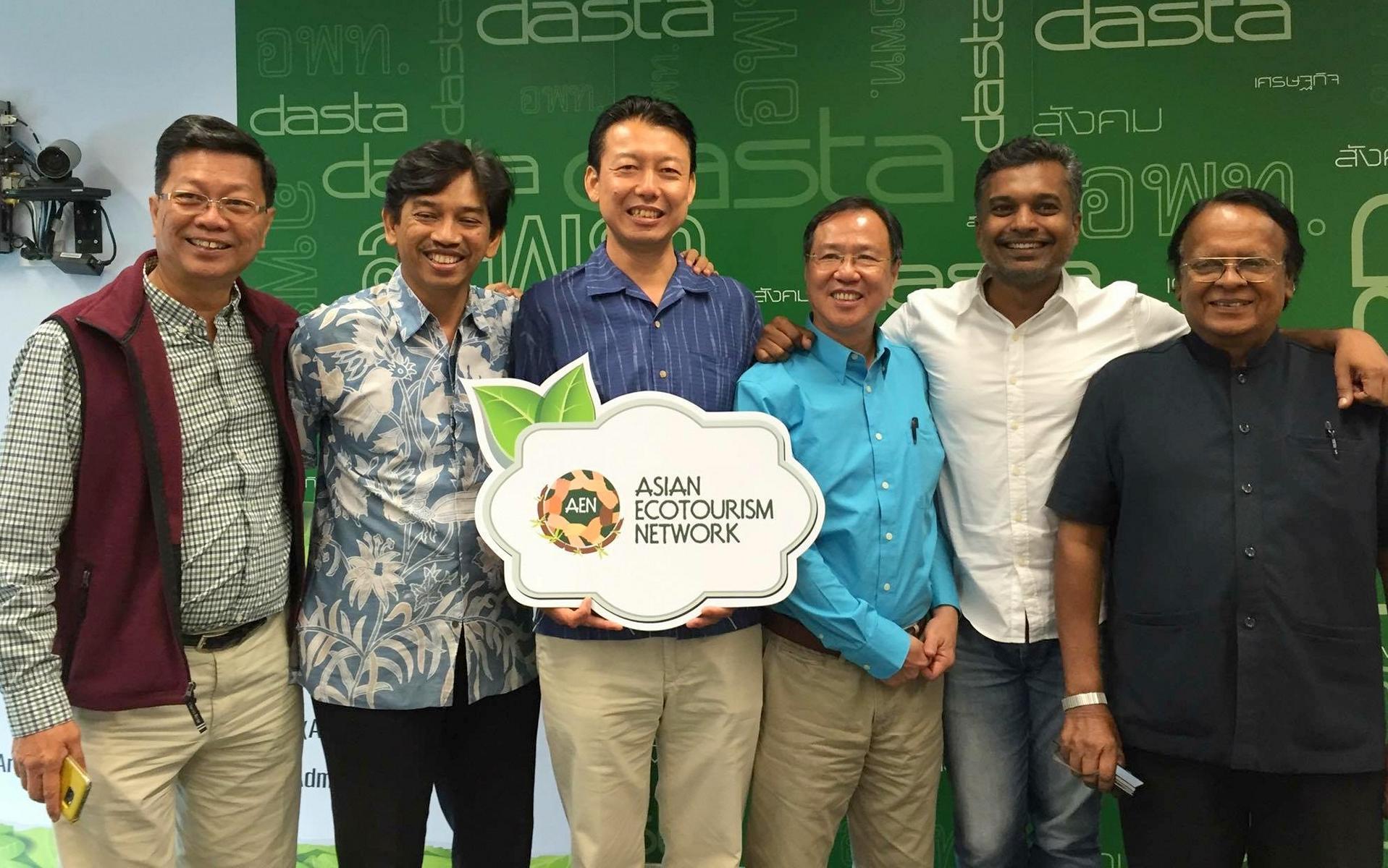 Asian Ecotourism Network board member Gopinath Parayil