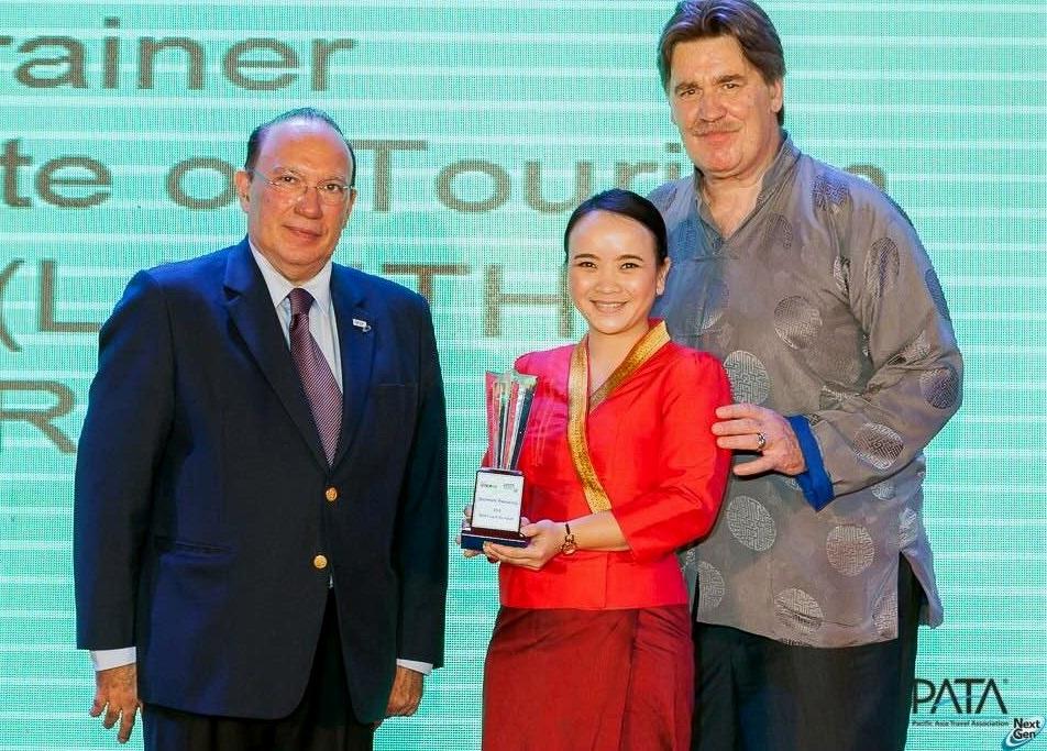 Award winner Soulinnara Ratanavong