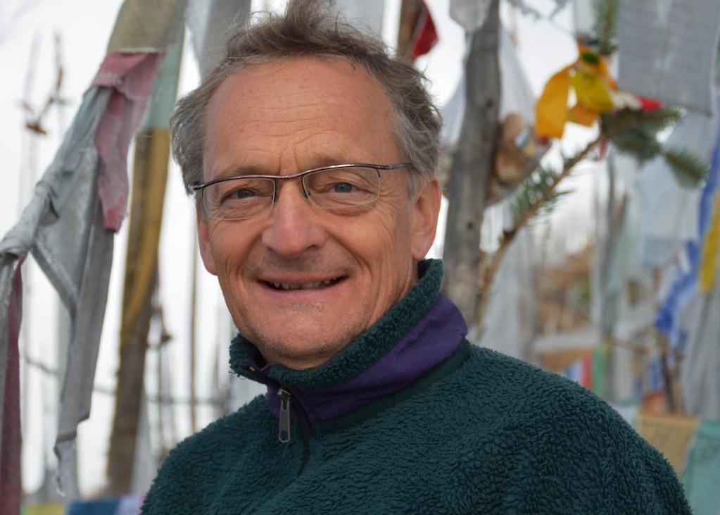 Consultor turismo sustentable Paul Rogers