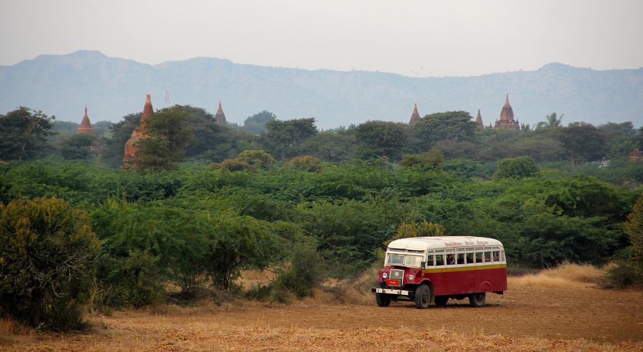 Desarrollo sustentable del turismo en Birmania