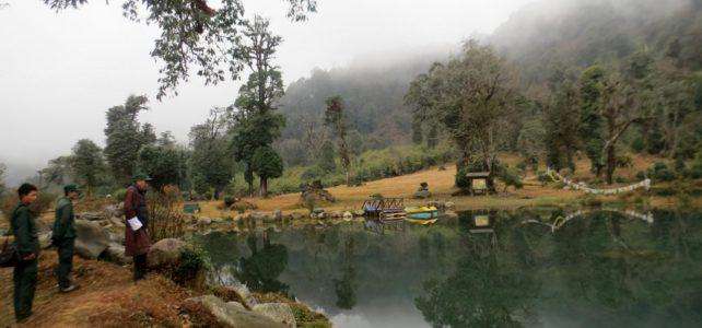 Ecotourism destination Bhutan