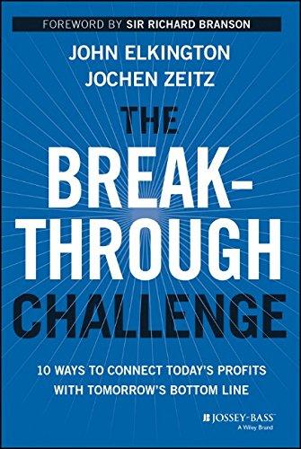 El Reto de Penetración de John Elkington Jochen Zeitz