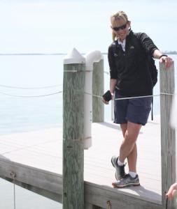 Kelly Bricker en ESTCNA 2016 - Conferencia de Turismo Sostenible