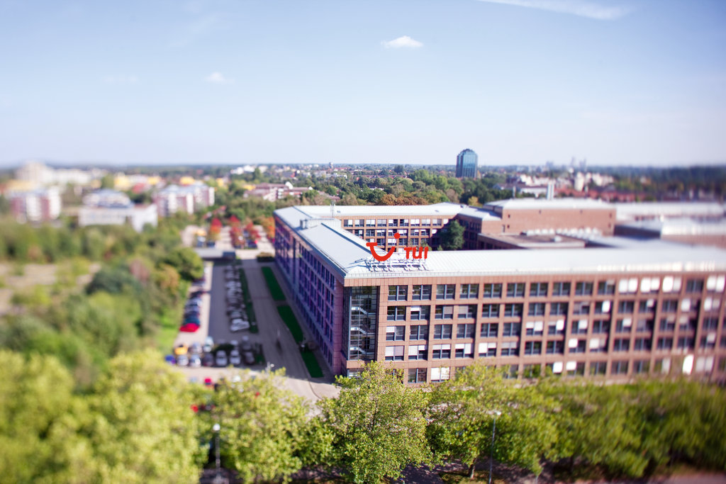 Sede de TUI Group, Hanover, Alemania