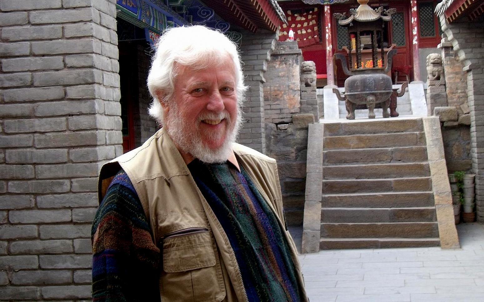 Tourism Professor Geoffrey Wall