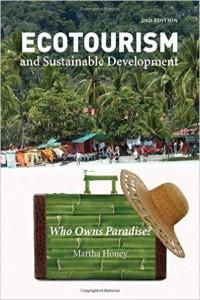 Ecoturismo y desarrollo sostenible A quien pertenece el paraiso