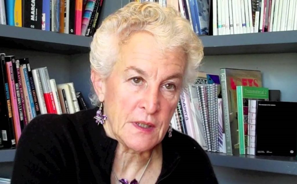 Experta Anna Pollock, fundadora de Viaje Consciente