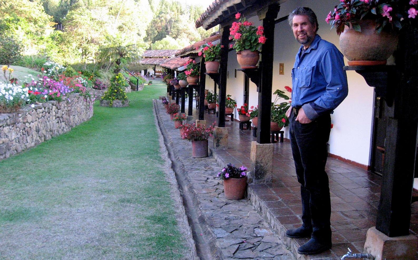 Glenn Jampol Global Ecotourism Network