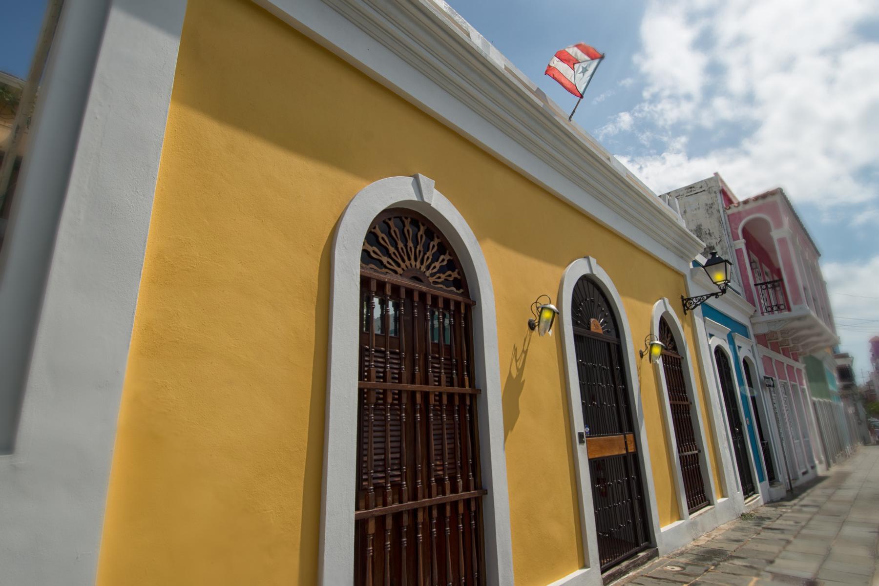 Sustentabilidad ent Casa Sol, San Juan, Puerto Rico