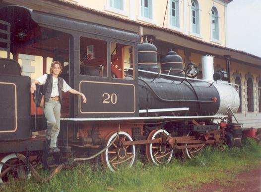 Rondonia Ectourism Plan - Madeira Mamore Railway (2001)