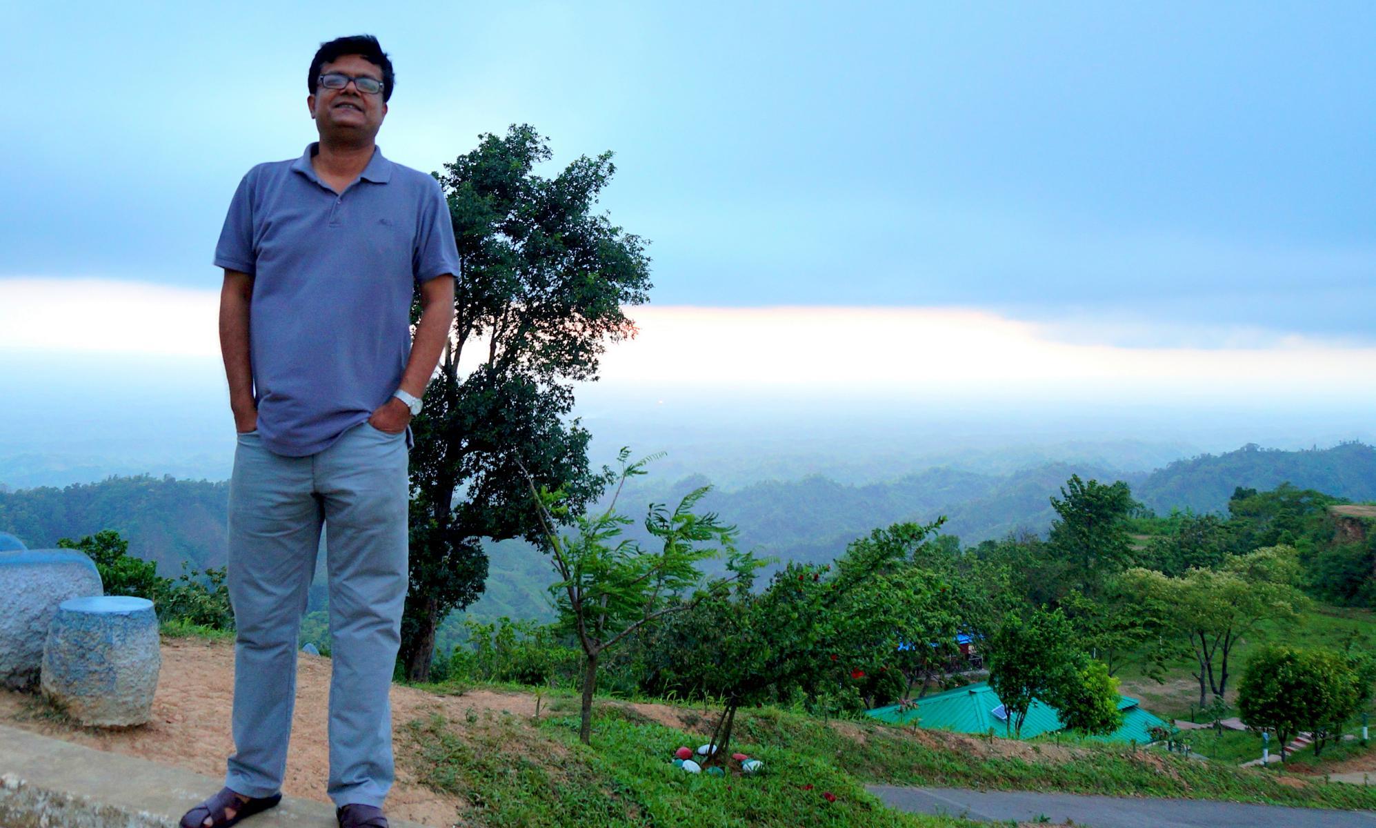 Monzur Huq on sustainable tourism