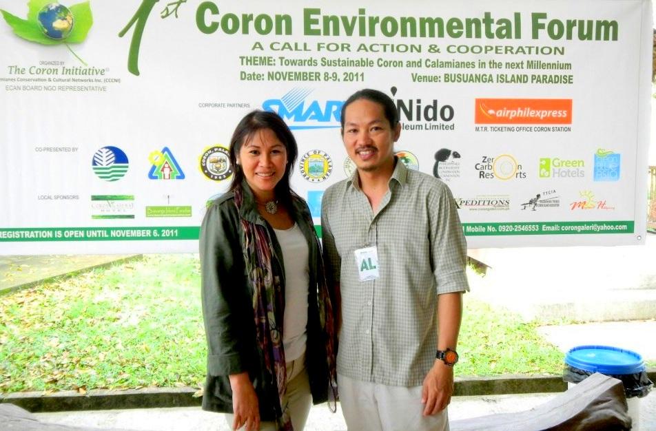 Iniciativa Coron Ecoturismo Filipinas