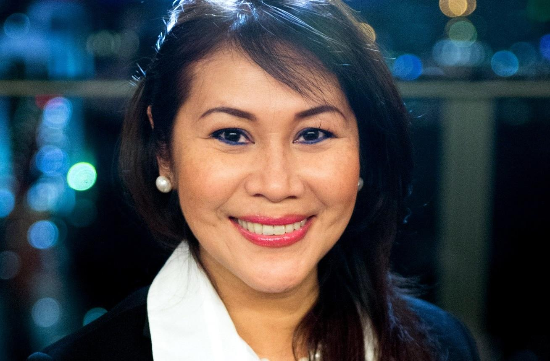 Susan Santos de Cardenas, Filipinas