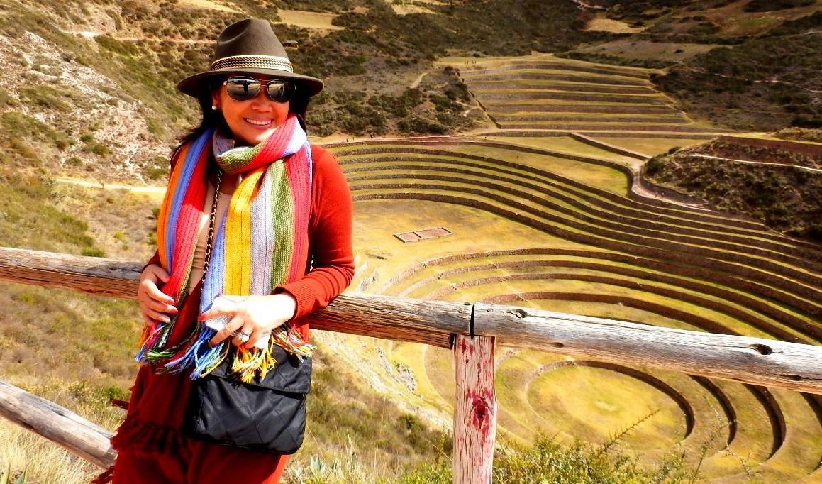 Experta en turismo sostenible Filipinas