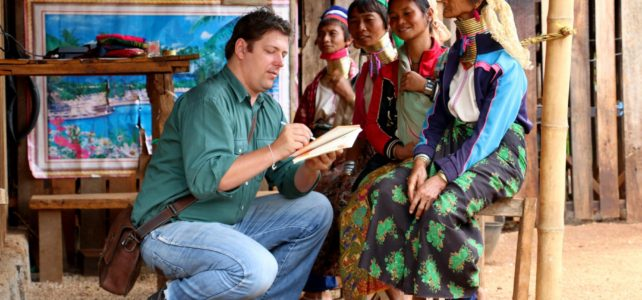 Interview with Peter Richards on Responsible Tourism and Community Development in Asia