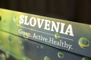Slovenia, Green. Active. Healthy