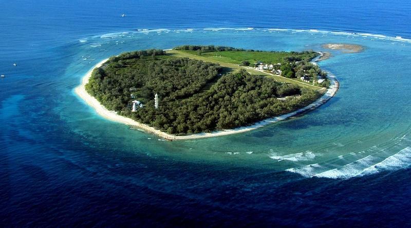 Queensland turismo sostenible Lady Elliot Island