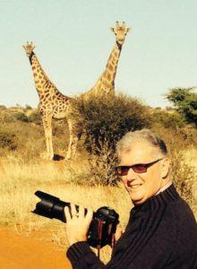Experto en Ecoturismo Tony Charters