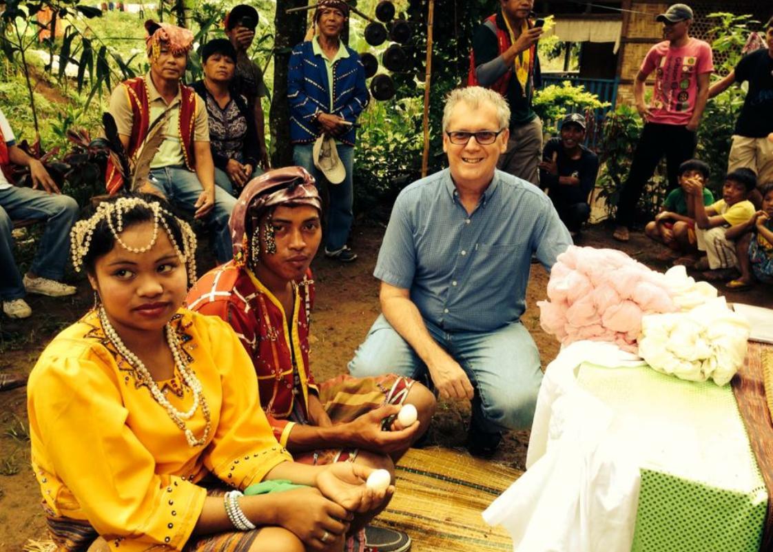 Experto turismo sostenible Tony Charters