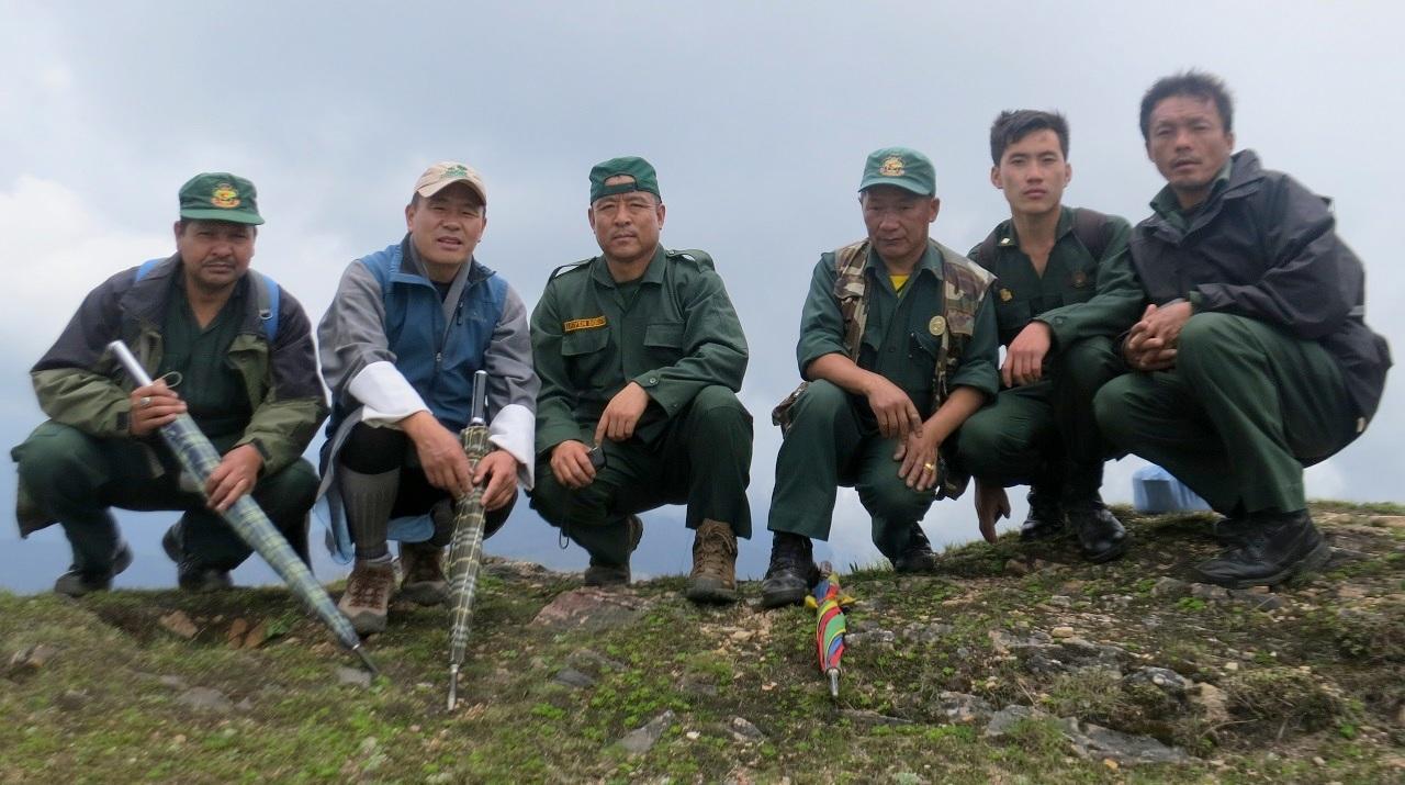 Protegiendo el destino Bután