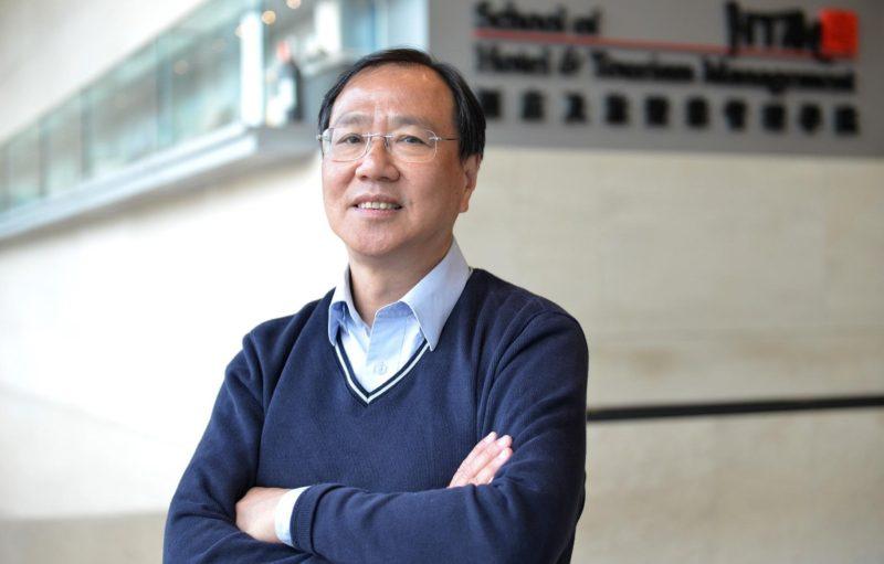 Alan Wong, Universidad Politecnica Hong Kong