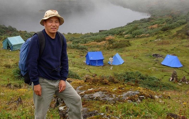 Karma Tshering entrevista