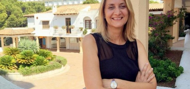 Catalina Alemany, head of sustainability at RIU Hotels