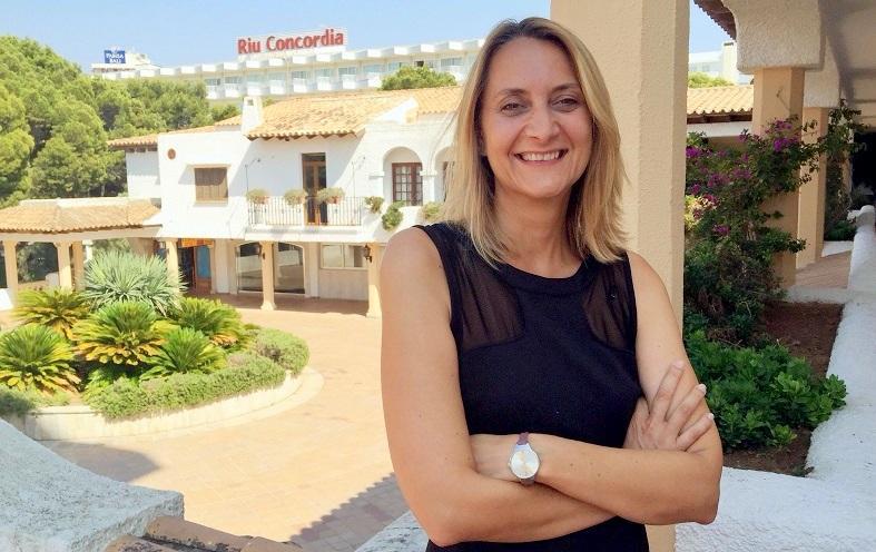 Catalina Alemany, head of sustainability at RIU Hotels