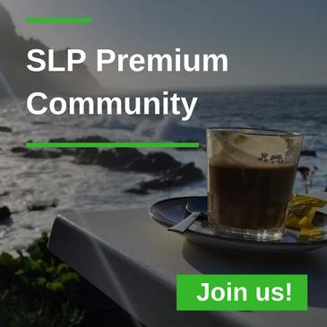 Join SLP Premium community
