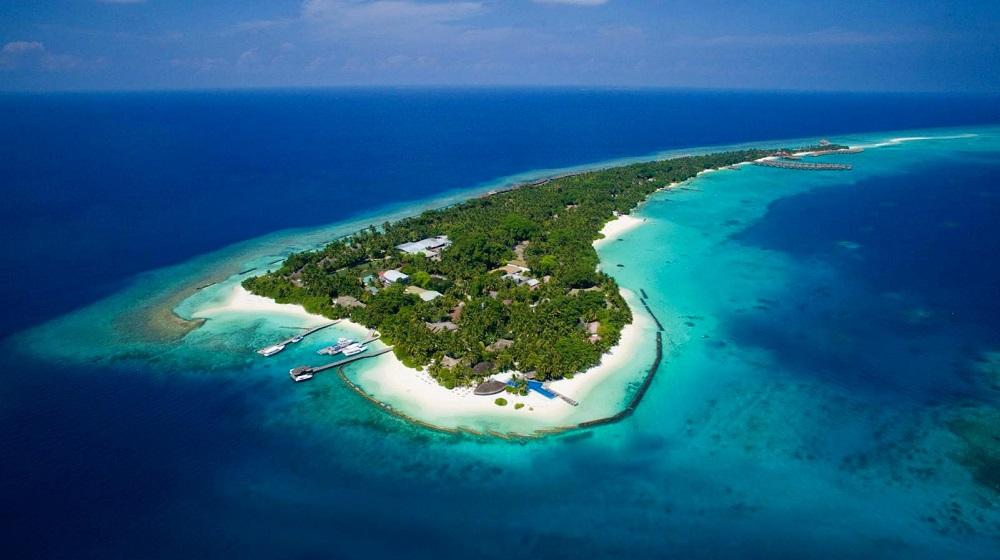 Kuramathi Resort Maldivas