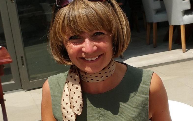 Carole Favre entrevista