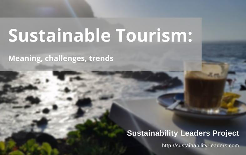 Sustainable tourism explained