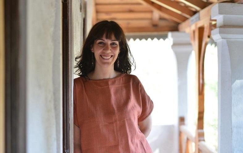 Anna Alaman, Open Eyes Project
