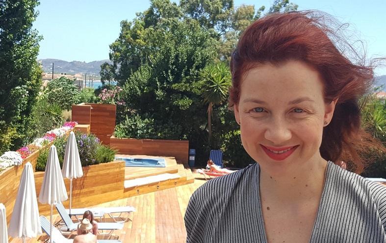 Maria Lougari entrevista