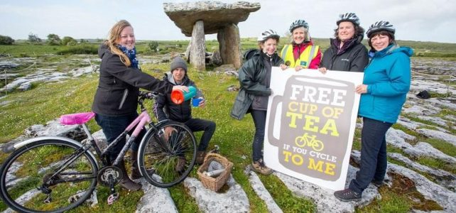 Interview with Carol Gleeson on the Sustainable Destination Strategy of Burren Geopark in Ireland
