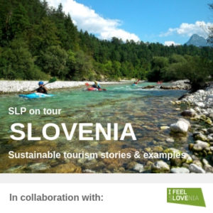 Slovenia sustainable tourism stories and examples