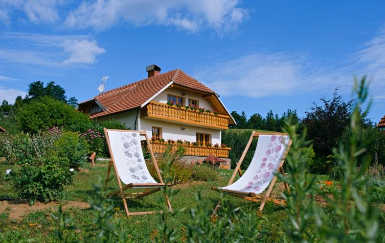 Urska organic farm - rural tourism in Slovenia