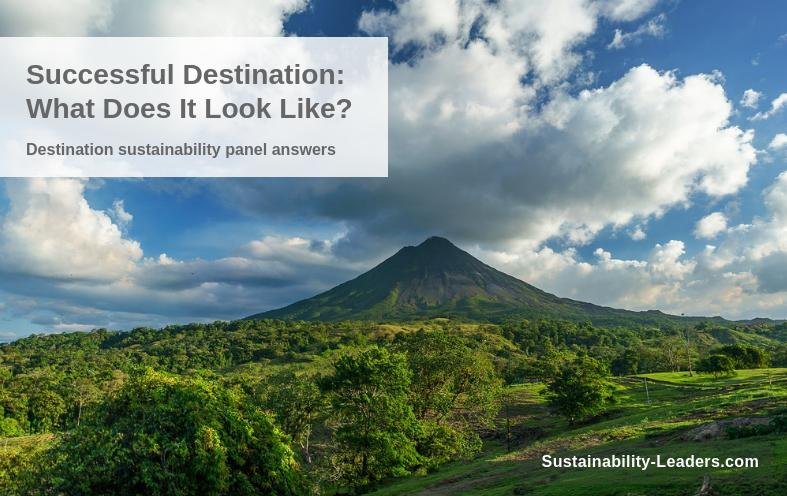 How to determine destination sustainability success