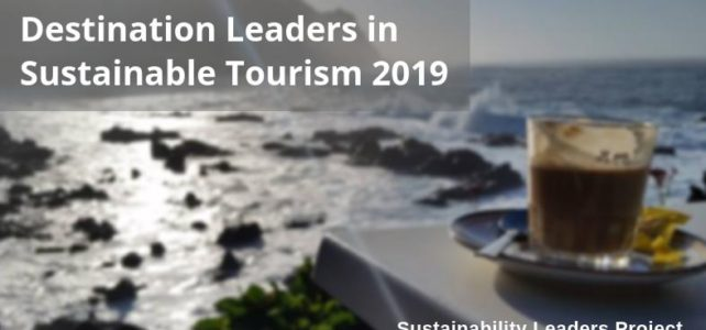Destination leaders in sustainable tourism 2019, according to expert panel