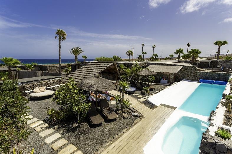 Lanzarote eco village Finca de Arrieta story