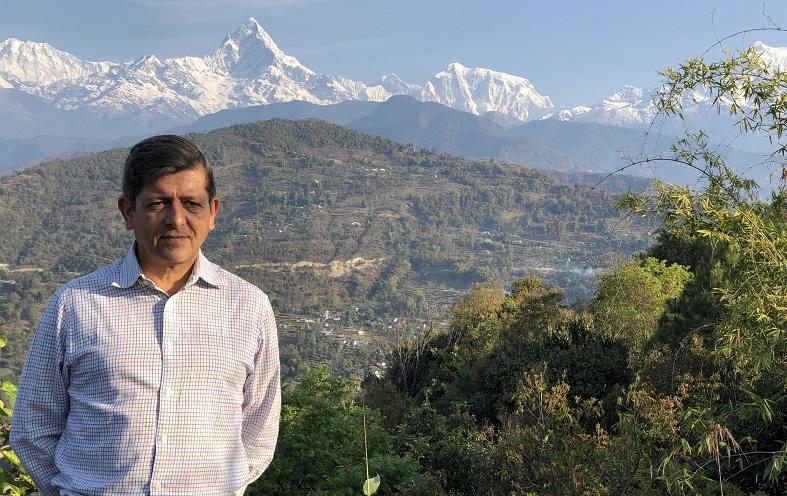 Marcus Cotton, Nepal
