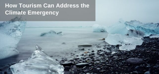 How Tourism Businesses and Destinations Can Address the Climate Emergency