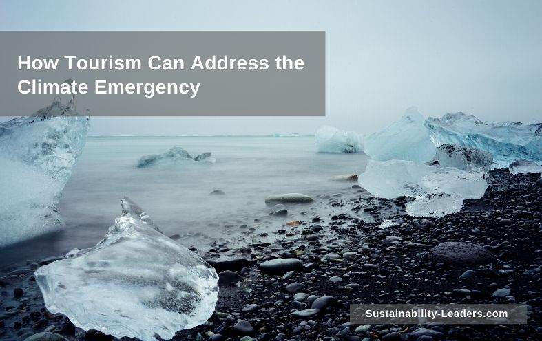 How tourism can address climate emergency - panel insights