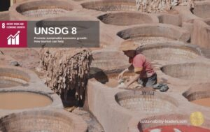 UNSDG 8 Equal and Fair Economic Opportunities