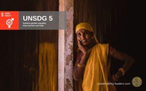 UNSDG 5 Empower Women