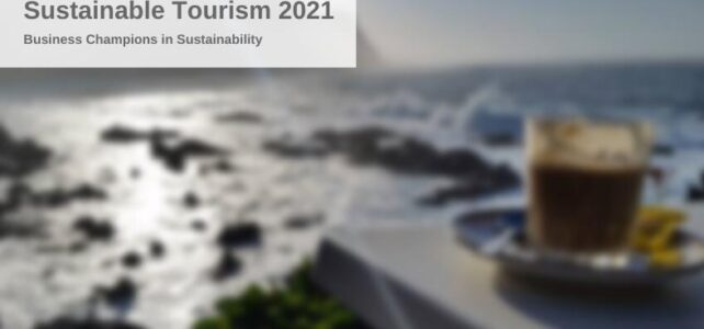 Sustainable Tourism Business Champions 2021